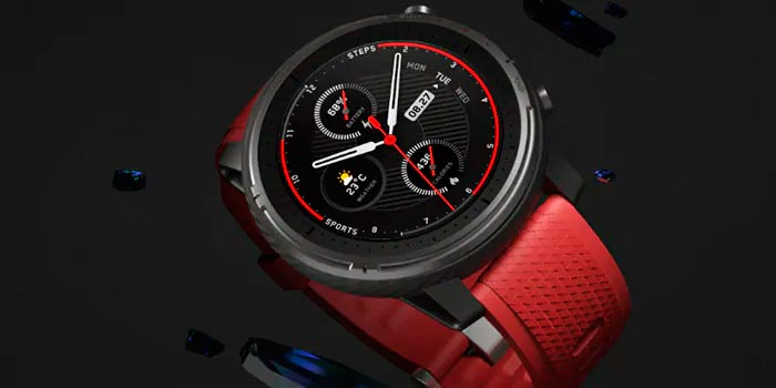 Review Amazfit Stratos 3