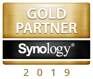 Synology Gold Partner 2019